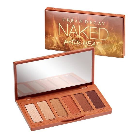 Urban Decay NAKED PETITE HEAT 眼影組合
