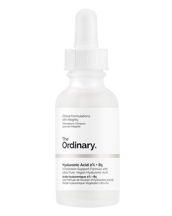 The Ordinary B5透明質酸精華 Hyaluronic Acid 2% + B5 30 ML