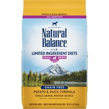 Load image into Gallery viewer, Natural Balance Dry Dog Food