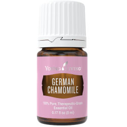 German Chamomile Essential Oil.