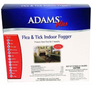 Adams Plus Flea/Tick Fogger