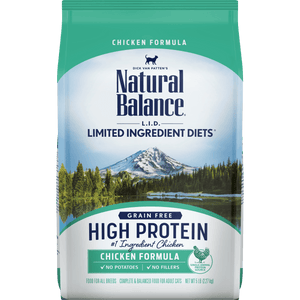 Natural Balance Dry Cat Food