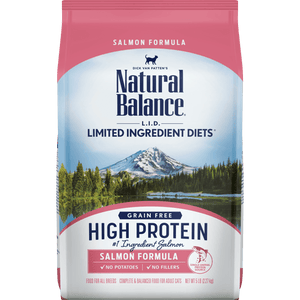 Natural Balance Dry Cat Food.