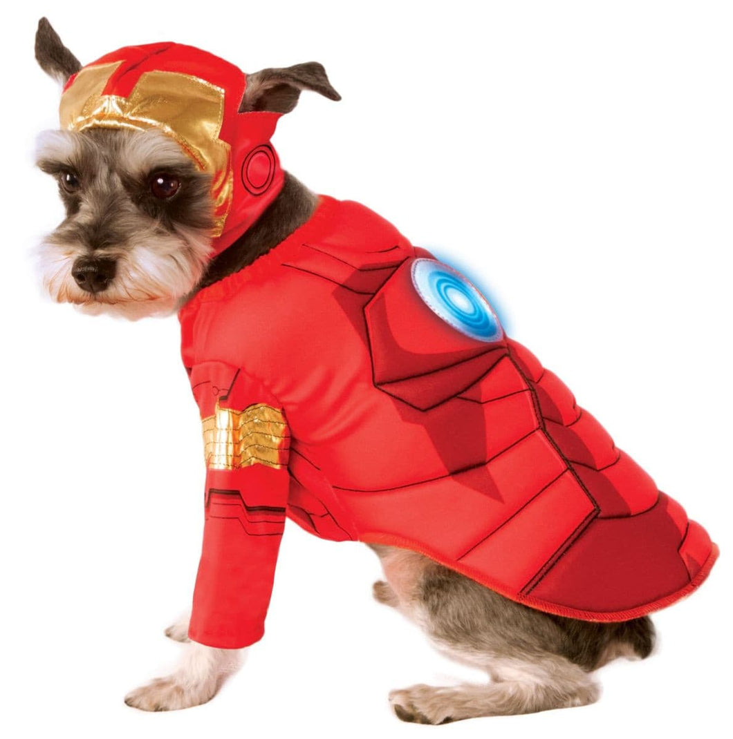 Deluxe Iron Man Pet Costume*.