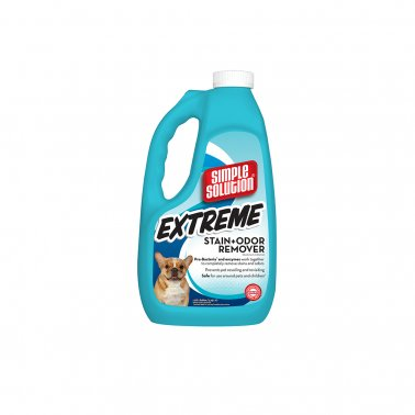 Simple Solution® Extreme Formula Pet Stain & Odor Remover for Dog 1 Gal