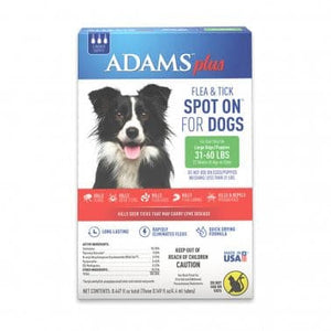 Adams Plus Flea & Tick 3 month w/ Applicator*.