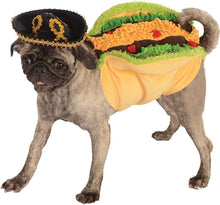 Load image into Gallery viewer, Taco Pet Costume*.