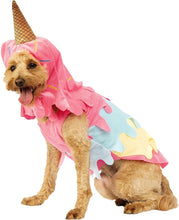 Load image into Gallery viewer, Pet Dripping Ice Cream Cone Pet Costume*.