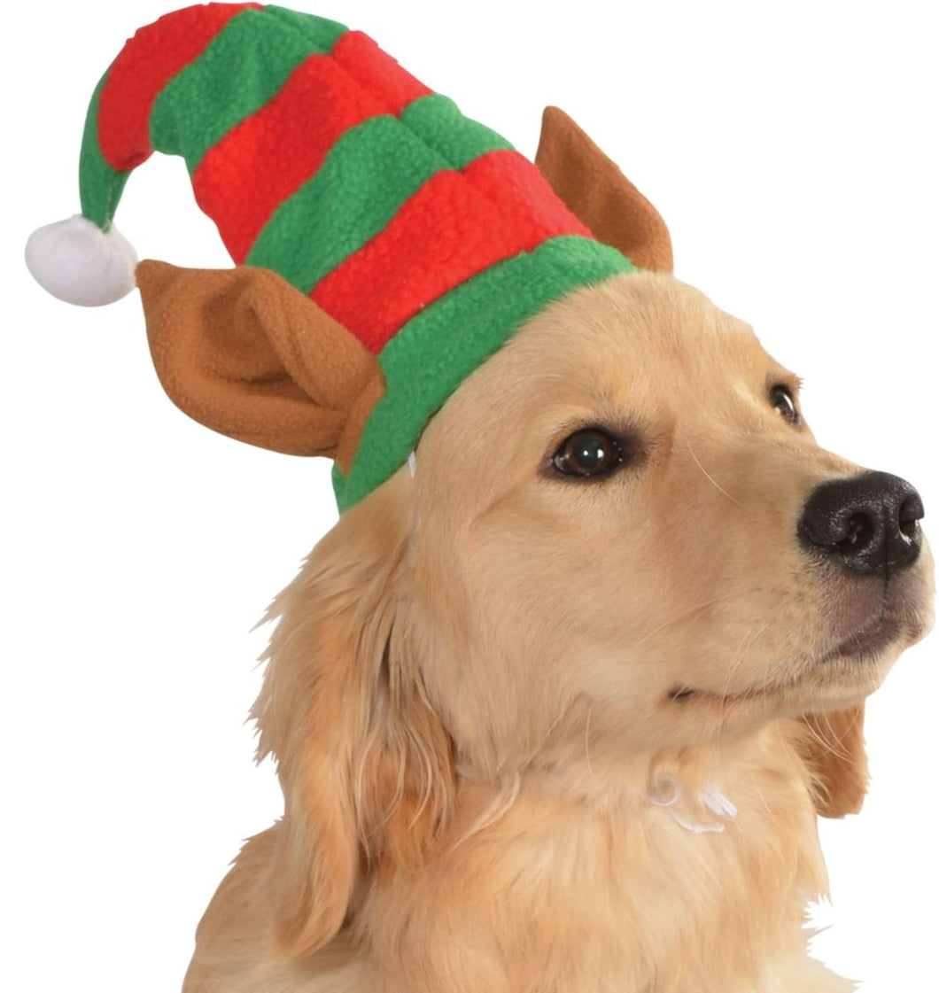 Dog Elf Hat with Ears*.