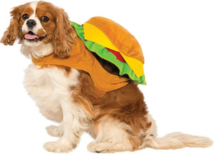 Cheeseburger Pet Costume*.