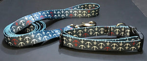 Patriotic Anchors (Collars or Leads)