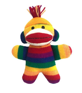 Power Plush Freddy Baby Sock Monkey