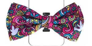 Pop Art Bow Tie.