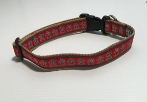 Holiday Gingerbread (Collars or Leads)