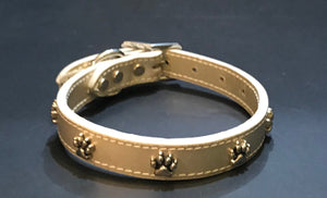 Metal Paw Collar