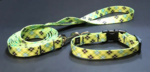 Preppy Pup Collar (Collars or Leads).