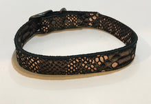 Load image into Gallery viewer, Snakeskin Collar