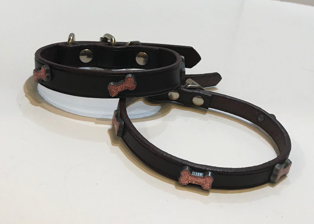Sparkle Bone Collar