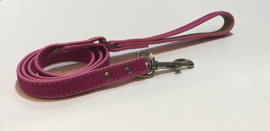 Pink Suede Lead