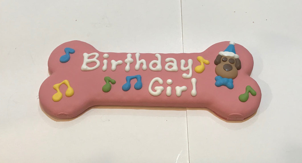 Birthday Girl/Boy Bone