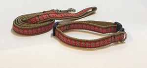 Gingerbread Collars and Leads