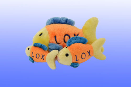 Lox Fish Toy
