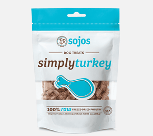 Sojos Simply Dog Treats