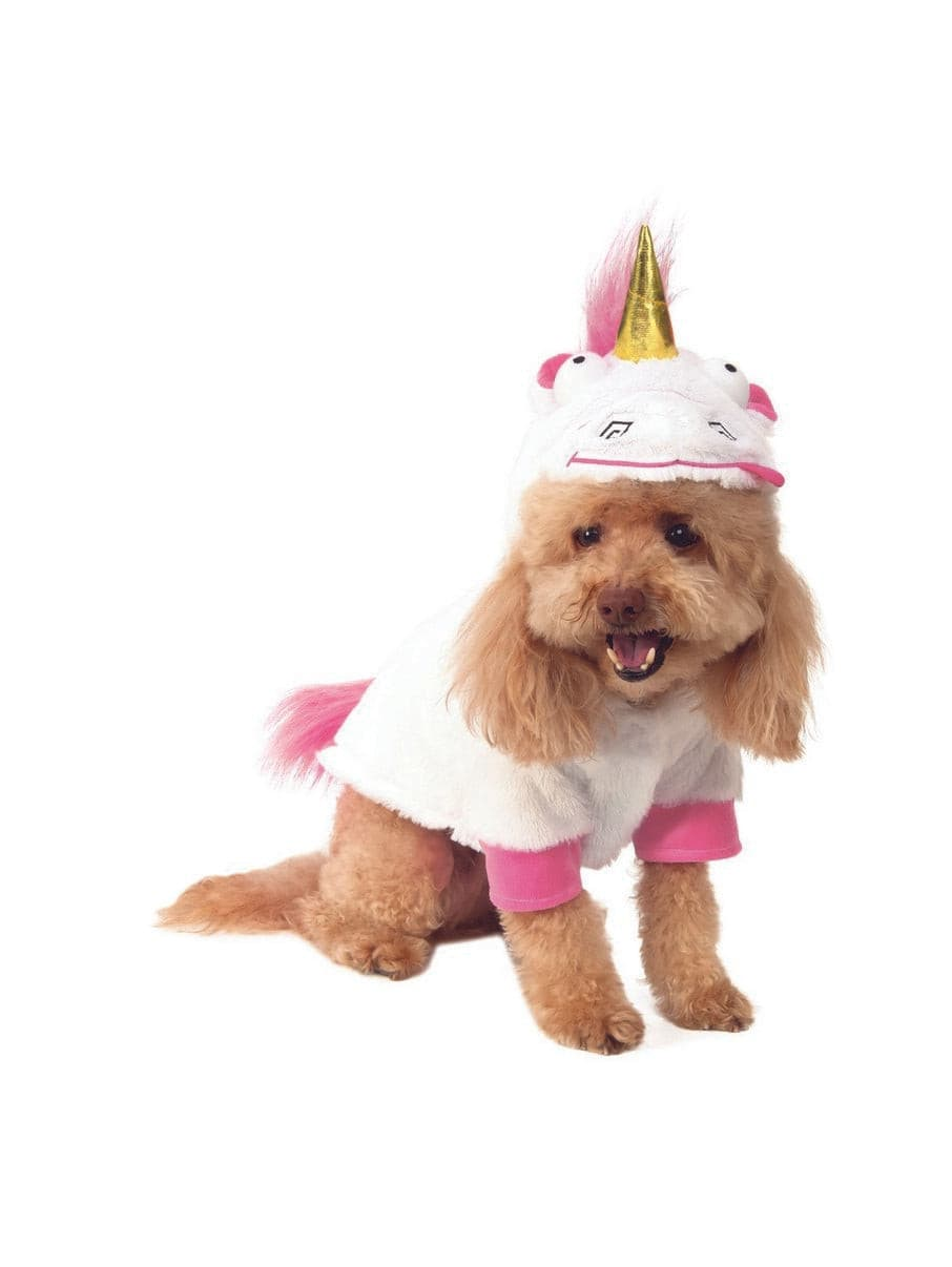 Fluffy Pet Costume*.