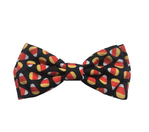 Halloween Candy Corn Bow Tie*