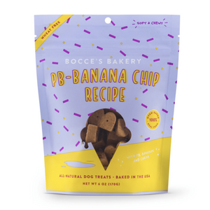 PB & Banana Chip Soft & Chewy Treats*.