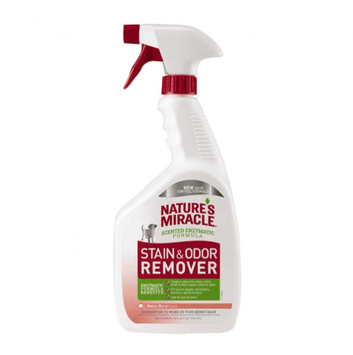 Nature's Miracle® Melon Burst Scent Stain and Odor Remover for Dog 32 Oz.