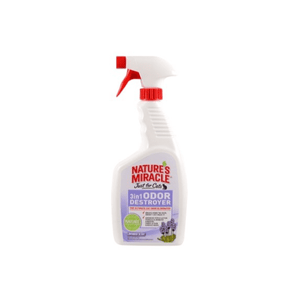 Nature's Miracle® Just for Cats Lavender 3in1 Odor Destroyer 24 Oz.