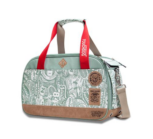 Around-The-Globe Passport Designer Pet Carrier*.