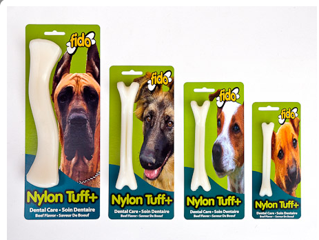 Nylon Tuff Plus Dental - Beef