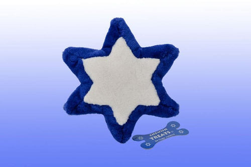 Star of David Plush Toy