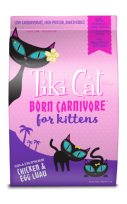 Tiki Cat Born Carnivore Cat Food