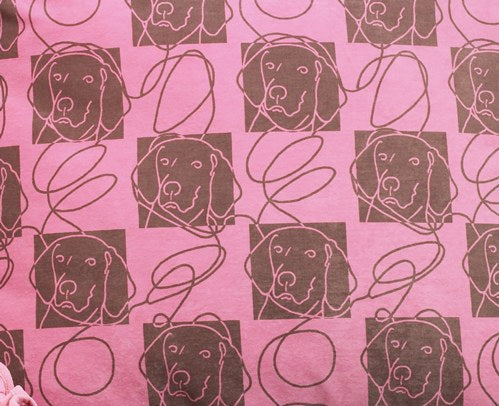 Special Order Fabric (TICKLED PINK).
