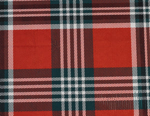 Special Order Fabric (ROYAL TROON TARTAN).