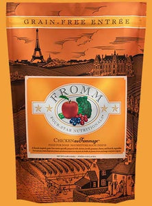 Fromm Grain-Free Chicken au Frommage Dog Food