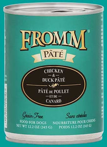 Fromm Chicken & Duck Pâté