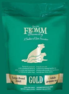 Large Breed Gold Adult Dog Food*.