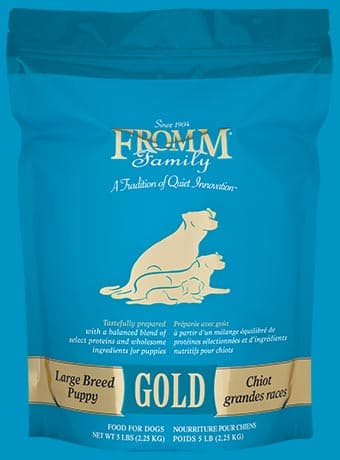 Fromm Large Breed Gold Puppy Food