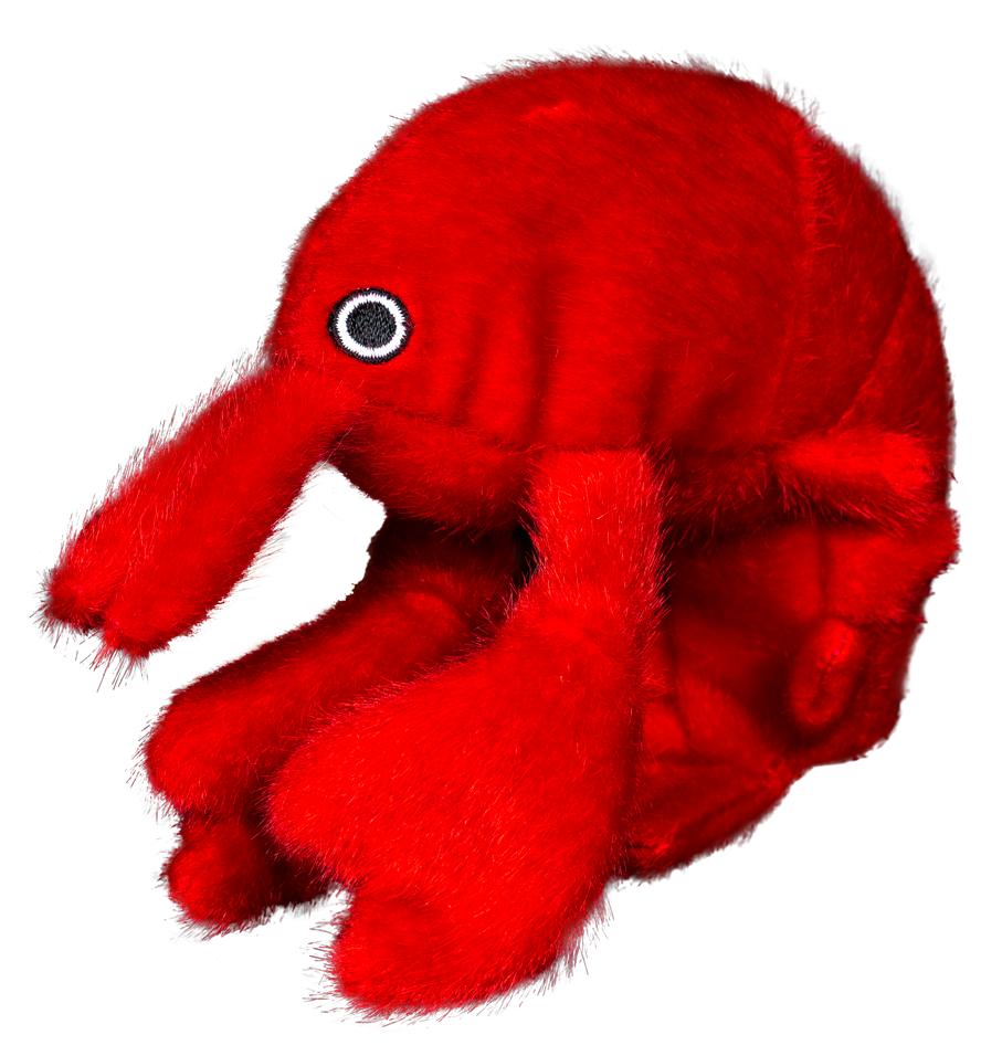 Plush Crawfish