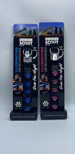 Night Scout Dog Collar*.