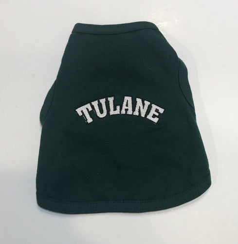 Green Tulane T-shirt*