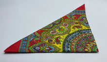 Load image into Gallery viewer, Fancy Paisley Bandana.