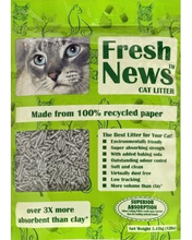 Load image into Gallery viewer, Fresh News Cat Litter