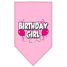 Load image into Gallery viewer, Birthday Girl Bandana