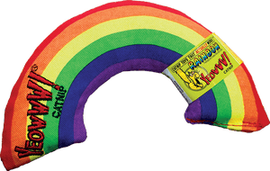 Catnip Rainbow Toy
