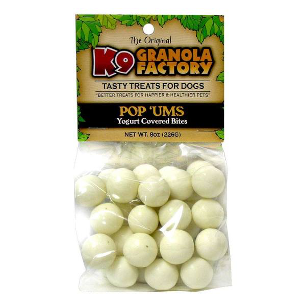 Pop Ums, 8-oz bag Dog Treats